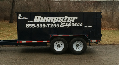 West Bloomfield MI Dumpster Rental