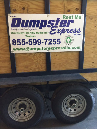 Dumpster Rental Holly MI 48442
